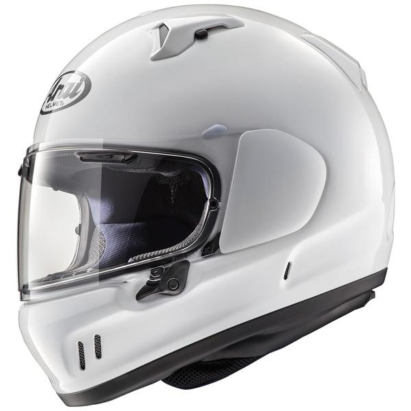 アライ XD フルフェイスヘルメット 【グラスホワイト L(59-60cm)サイズ】