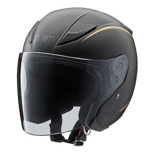 ヤマハ YJ-20 ZENITH Graphic 【01-ゴールド/Mサイズ】 ゼニス ジェットヘルメット 90791-2360M
