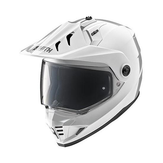 ヤマハ YX-6 ZENITH ギブソン 【パールホワイト XLサイズ】 ゼニス GIBSON オフロードヘルメット 90791-1776X