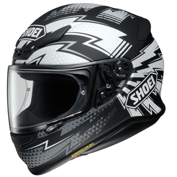 ショウエイ Z-7 VARIABLE 【TC-5(BLACK/SILVER) Lサイズ】 バリアブル フルフェイスヘルメット