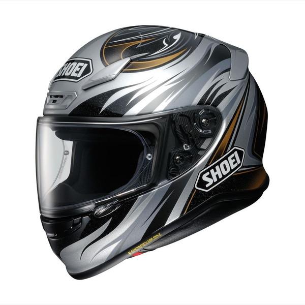 ショウエイ Z-7 INCISION(インシジョン) 【TC-5(BLACK/SILVER) Sサイズ】フルフェイスヘルメット