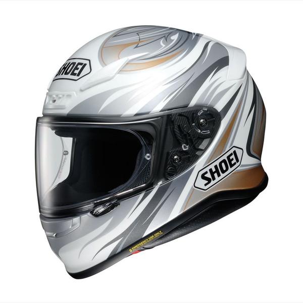 ショウエイ Z-7 INCISION(インシジョン) 【TC-6(WHITE/SILVER) Mサイズ】フルフェイスヘルメット