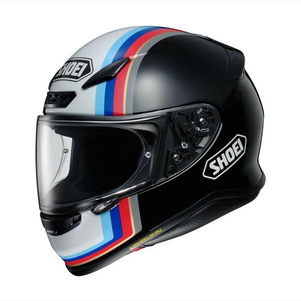 ショウエイ Z-7 RECOUNTER(リカウンター) 【TC-10(RED/BLUE) XLサイズ】フルフェイスヘルメット