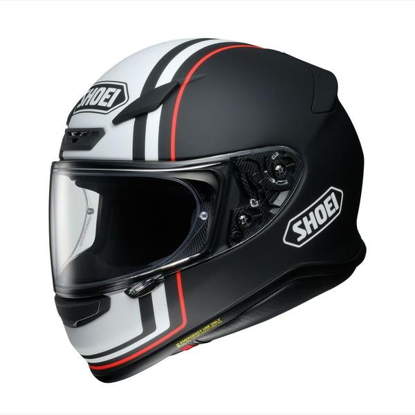 ショウエイ Z-7 RECOUNTER(リカウンター) 【TC-5(BLACK/WHITE) Lサイズ】フルフェイスヘルメット