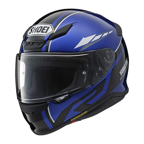 ショウエイ Z-7 YAMAHA RACING 2019 【Mサイズ】 ヤマハオリジナルデザイン フルフェイスヘルメット Q1C-YSK-006-M27