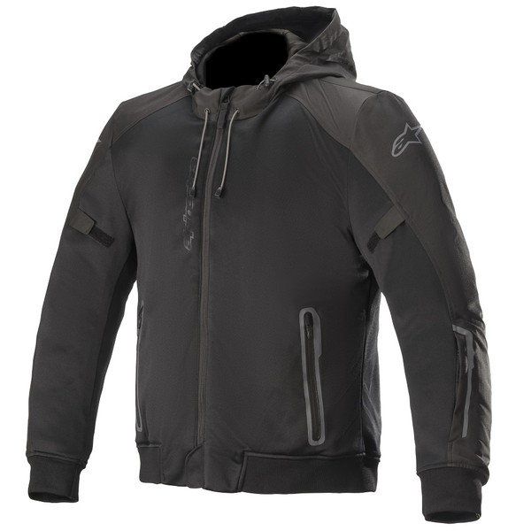アルパインスターズ RACEDAY LIGHT PARKA(10 BLACK) ライディングジャケット アジアフィット 3304820