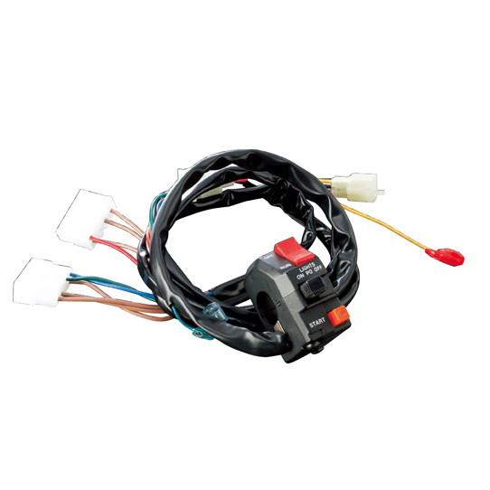 GPZ1100(95-99) ※輸出仕様 アクティブ ハンドルスイッチ TYPE-1