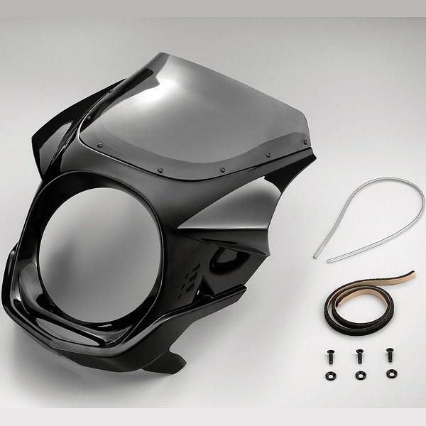デイトナ AR Breaker ビキニカウル 無塗装ブラック(69719)