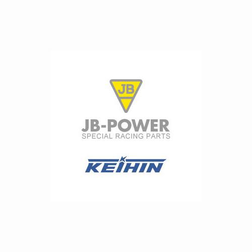 ケイヒン FCRキャブレター [ ホンダ CBX400F : H/Z 28φ ] 304-28-434 BITO R&D JB-POWER