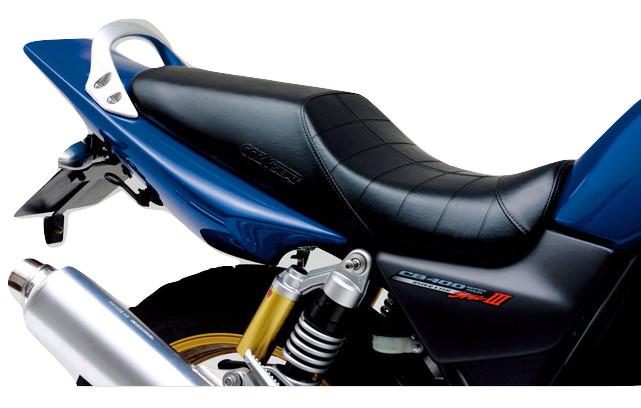 デイトナ COZYシート(COMP) CB400スーパーフォア/スーパーボルドール [NC39/42] ボルトオンシート ノーマル比12mmダウン