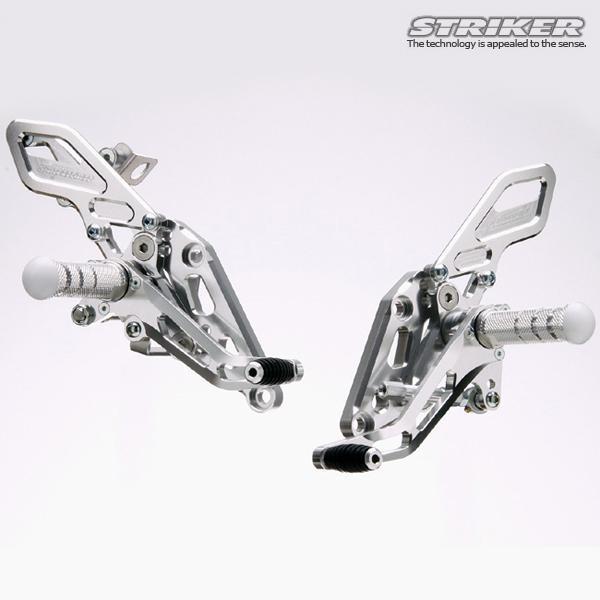 ストライカー バックステップ CB1300SF/SB/ST(03~) 4ポジション スペシャルステップキット STRIKER SS-AA253SL SPECIAL STEP KIT