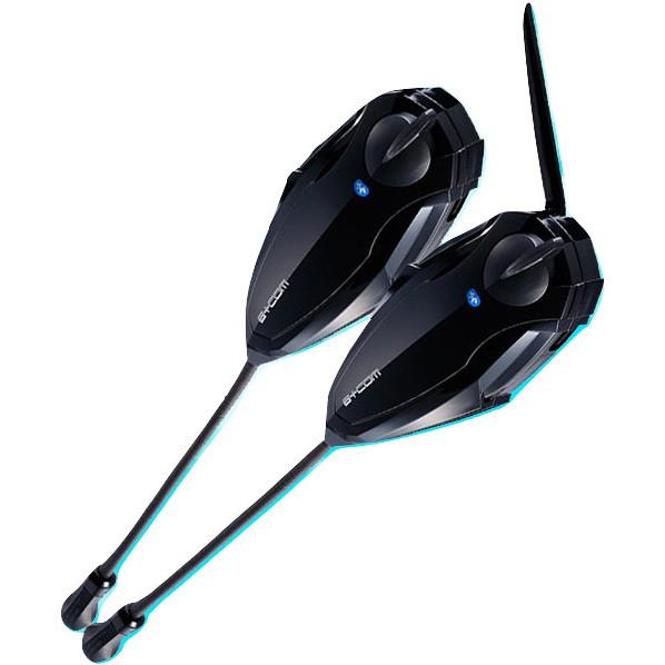 B+COM SB6X Bluetoothインターコム <ペアユニット>(2台セット) 00080216 サインハウス ビーコム