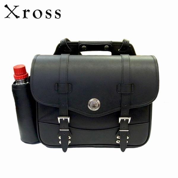 Xross(クロス) シングル サイドバッグ SADDLE SINGLE XC-012