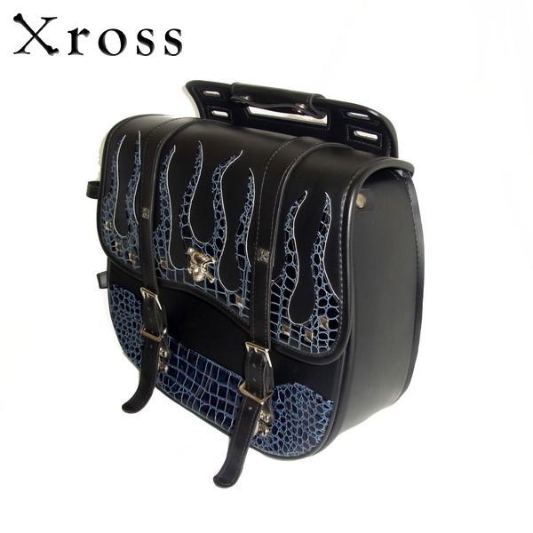 Xross(クロス) シングル サイドバッグ SADDLE SINGLE YFF-203-3S
