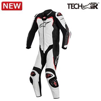 アルパインスターズ GP PRO L SUIT TECH-AIR(BLACK WHITE RED) GP プロ レザー スーツ