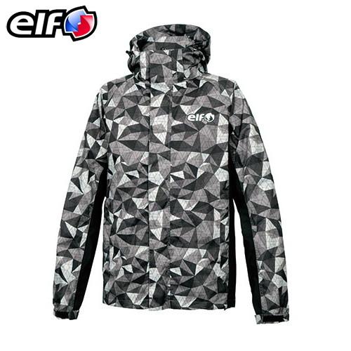 エルフ ELR-8291 ストレッチ レインスーツ(グレートライ)