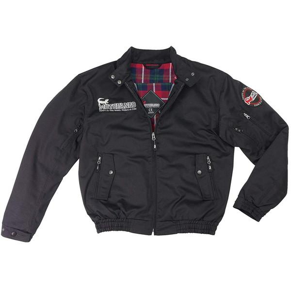 コミネ JK-591 プロテクト スイングトップジャケット (ブラック)