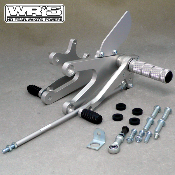 WR'S(ダブルアールズ) バックステップ RGV250γ-SP(96-) 1ポジションタイプ 0-45-WS3201