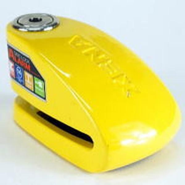 XENA XX14-Y BLE ディスクアラーム(イエロー) Bluetooth対応 アラーム付きディスクロック 876846004348 Q5K-AAA-001-273