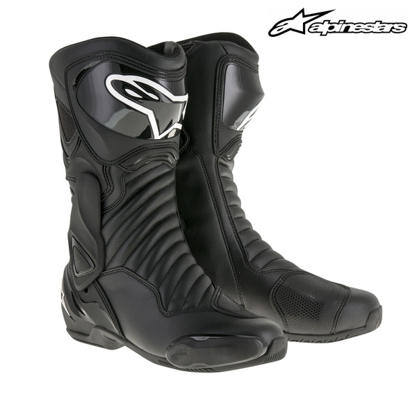 alpinestars SMX-6 レーシングブーツ 2223017 (BLACK/BLACK)