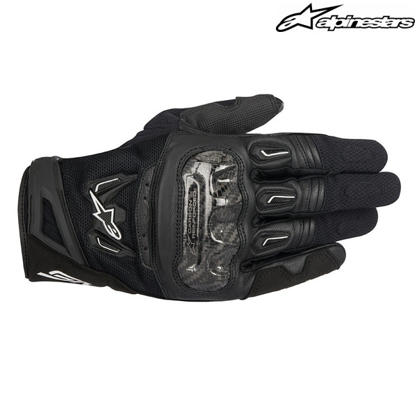 alpinestars SMX-2 AIR CARBON GLOVE 3567717 メッシュグローブ (BLACK)