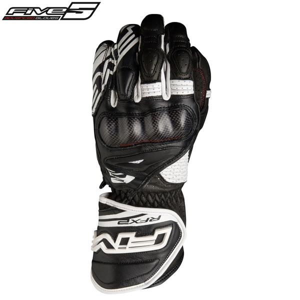 FIVE RFX2 016 レーシンググローブ ブラック/ホワイト