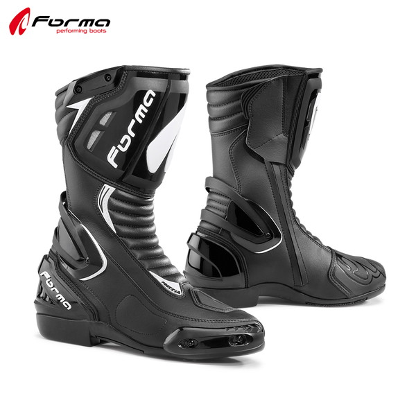 FORMA(フォーマ) FRECCIA 2017 フレッチャ レーシングブーツ(BLACK)