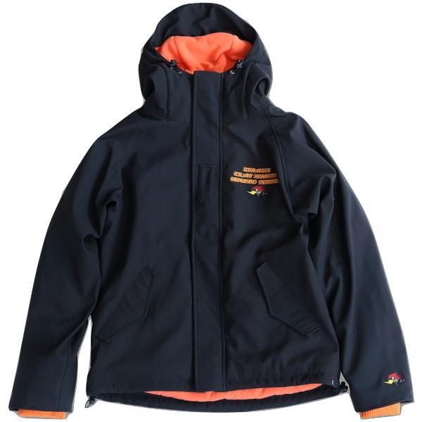 クレイスミス CSY-8324 ROLE ウインタージャケット(ブラック)