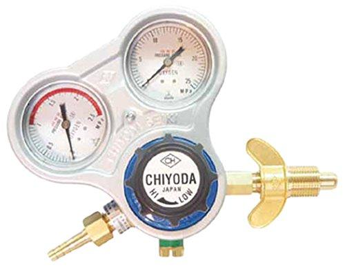 千代田 (千代田精機)  酸素用調整器スタウト(関西式) SRO-W 3552675【smtb-s】