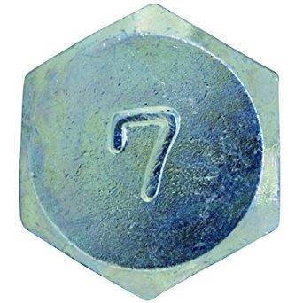 サンコーインダストリー 7マーク六角ボルト(半ねじ)(細目) 16X60(P1.5【smtb-s】