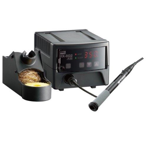 【送料無料】 グット(太洋電機産業) 鉛フリー用温調はんだこてD表示 RX-802AS 3059791【smtb-s】