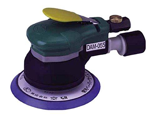 空研 非吸塵式デュアルアクションサンダー(糊付) DAM-055A 2954192【smtb-s】