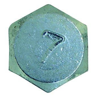 サンコーインダストリー 7マーク六角ボルト(全ねじ) 5 X 20【smtb-s】