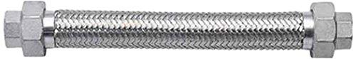 南国フレキ工業 NFK ユニオン無溶接式フレキ ALLSUS304 25A×500L NK113-25-500 2184150【smtb-s】