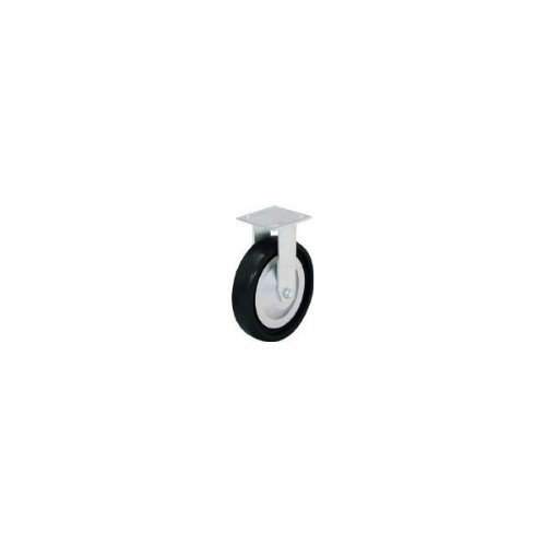 スガツネ工業 LAMP 重量用キャスター径152固定クロロプレンゴム車 31-406R-PD 3053598【smtb-s】