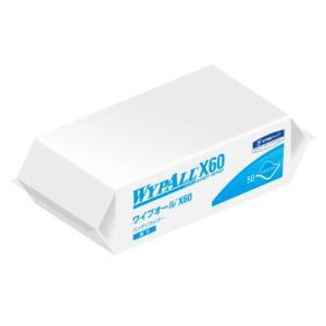 日本製紙クレシア クレシア ワイプオールX60 ハンディワイパー 100枚入り【smtb-s】
