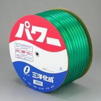 三洋化成 園芸用 パワーホース(内径15×外径20mm) グリーン 50mドラム巻 PW-1520D50G (7755bj)【smtb-s】