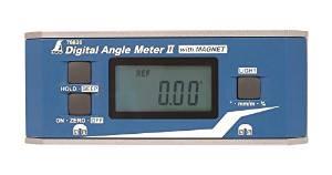 シンワ デジタルアングルメーター II防塵防水 マグネット付, ビューティージャングル:753a8449 --- adfun.jp