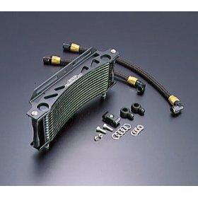 EARLS/14037610B OILクーラーKIT ラウンド #6 9-10R BLK仕様 GPZ750R/GPZ900R
