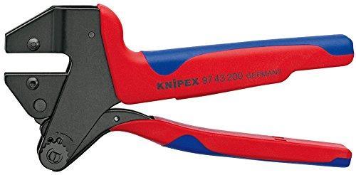 クニペックス KNIPEX クニペックス 9743-200A クリンピングシステムプライヤー 本体のみ 9743200A【smtb-s】