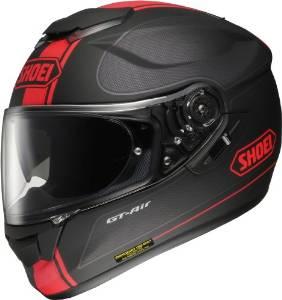 SHOEI ヘルメット GT-AIR WANDERER TC-1 RD/BK M【smtb-s】