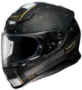 SHOEI ヘルメット Z-7 TERMINUS TC-9 BK/GD L【smtb-s】
