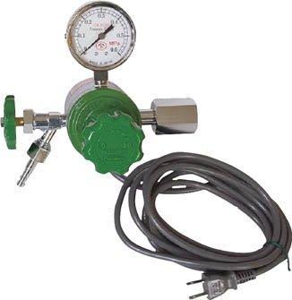 【送料無料】 ヤマト産業 ヒーター付圧力調整器 YR-507V YR507V【smtb-s】