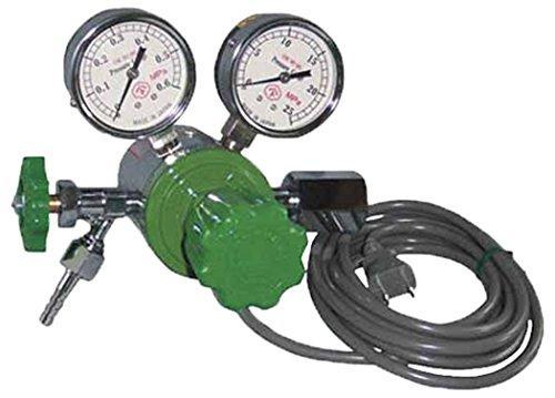 ヤマト産業 ヒーター付圧力調整器 YR-507V-2 YR507V2【smtb-s】