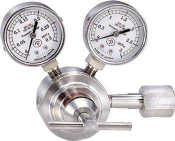 ヤマト産業 腐食性ガス用圧力調整器 YS-1 YS1H2S【smtb-s】