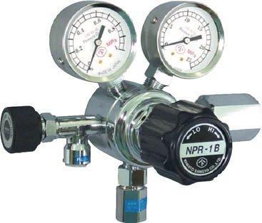 ヤマト産業 分析機用圧力調整器 NPR-1B NPR1BTRC13【smtb-s】