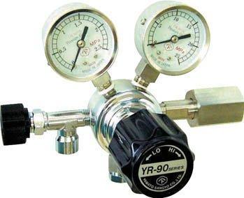 ヤマト産業 分析機用圧力調整器 YR-90S YR90STRC13【smtb-s】