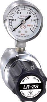 ヤマト産業 分析機用ライン圧力調整器 LR-2B L5タイプ LR2BRL5TRC【smtb-s】
