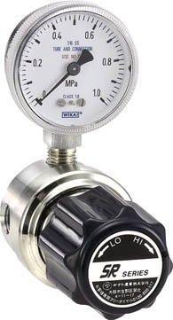【送料無料】 ヤマト産業 高純度ガスライン用圧力調整器 SR-1LL SR1LLTRC【smtb-s】