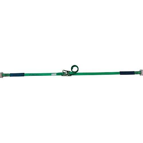 アンクラジャパン allsafe ベルト荷締機 ラチェット式T-ワンピース仕様(中荷重) R3TP0.5X4.5